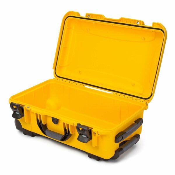 Nanuk Case Amarillo con ruedas